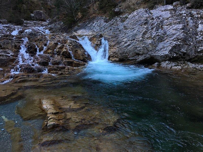Ruisseau d'Anisclo